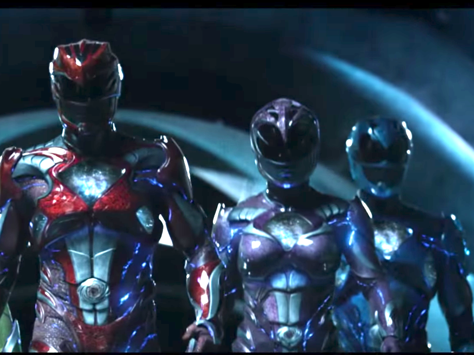 'Power Rangers' Trailer Crash Lands on Earth, And It's Incredible