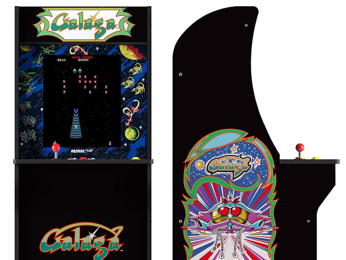 A Classic Gaming Cabinet You Can Actually Afford