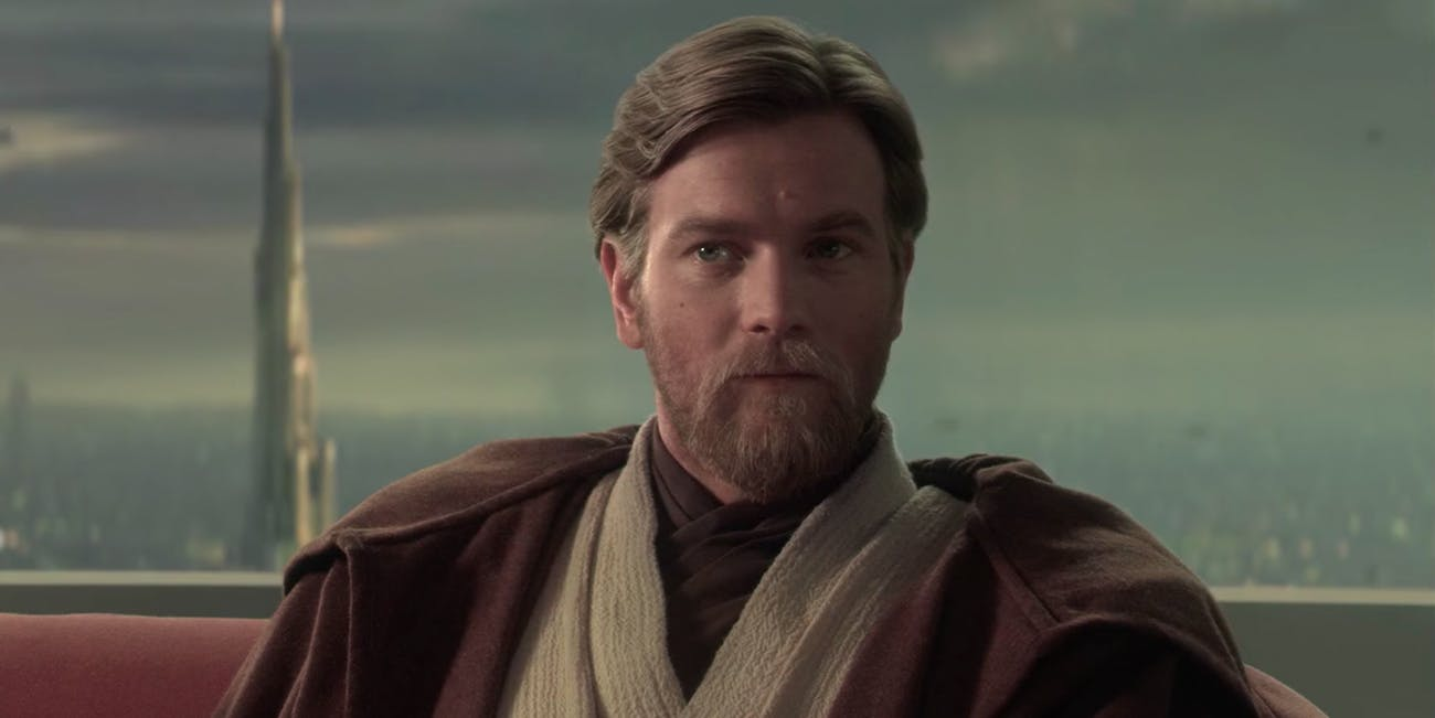 Ewan McGregor Star Wars