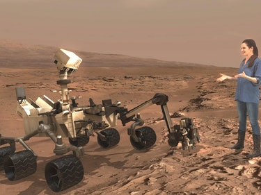 I (Virtually) Walked on Mars, and It Was Awesome
