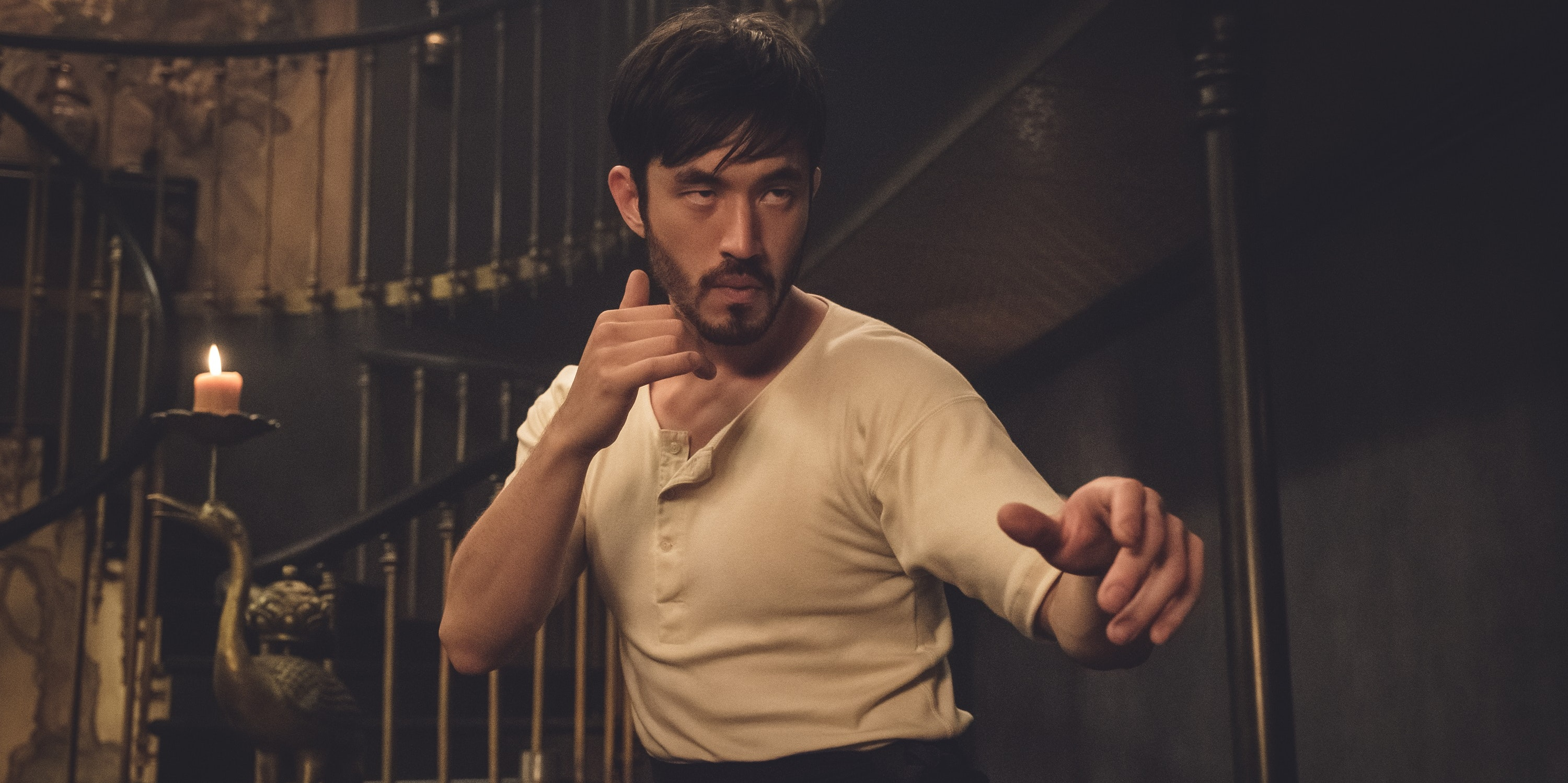 """Bruce Lee's 'Warrior' Is Correcting 40 Years of a """"Travesty"""""""