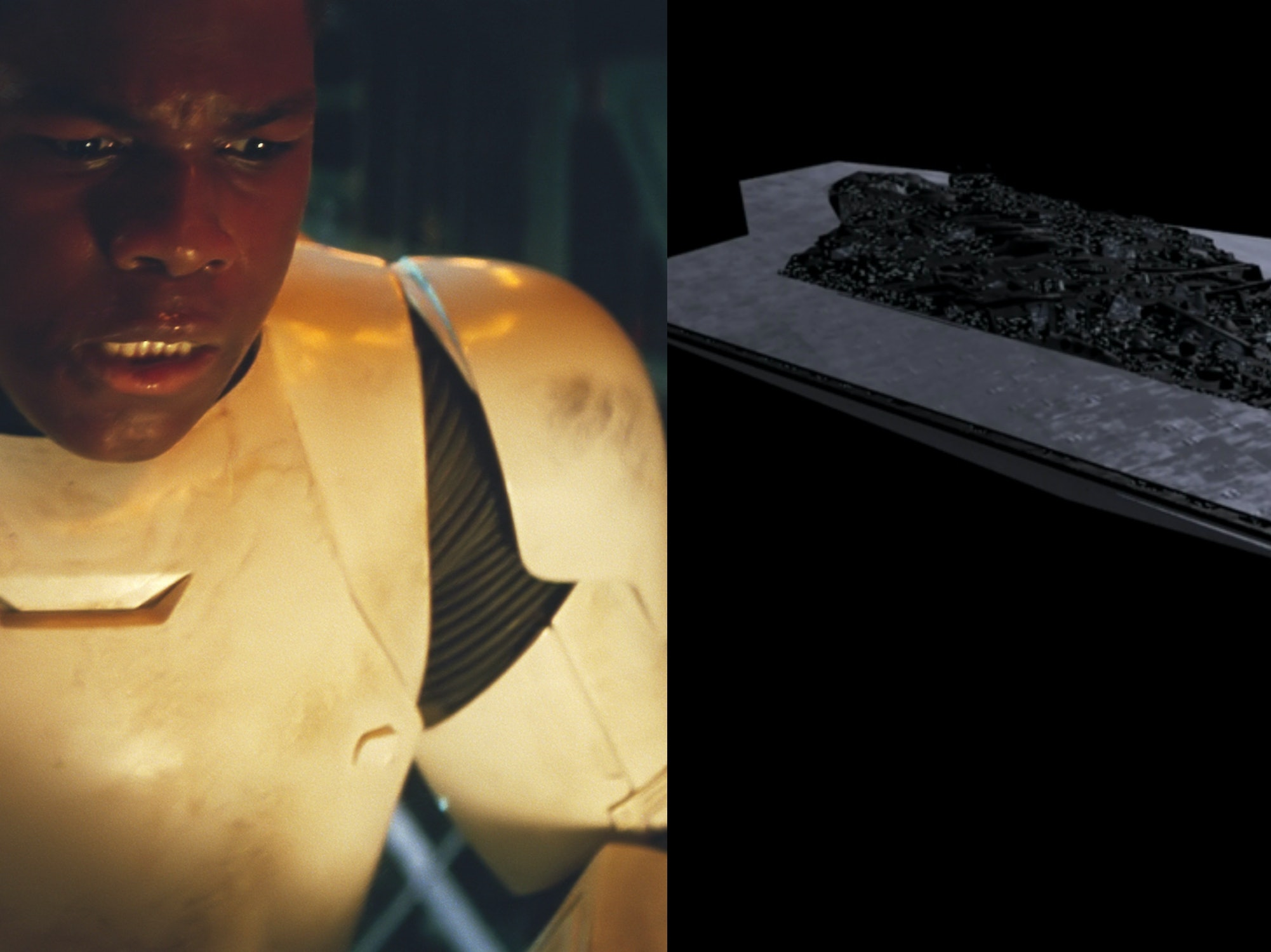 Finn's 'Last Jedi' Mission Means the Return of the Super Star Destroyer