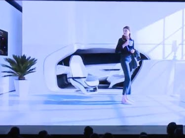 Hyundai Has a Concept Car That's Just Part of Your House