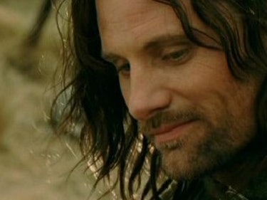 Aragorn Continues to Headbutt Everyone in the Fellowship
