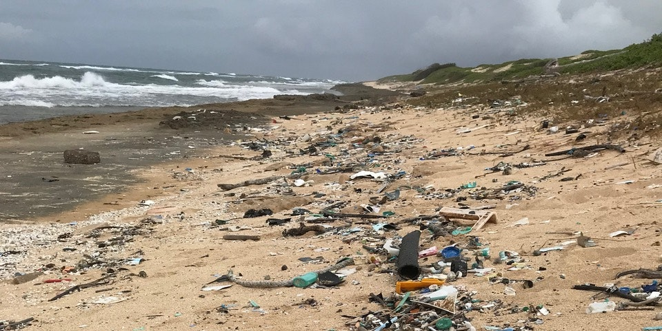 Decomposing Plastics Have Been a Source of Greenhouse Gases This Whole Time