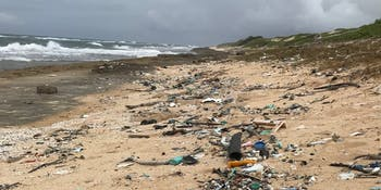 Plastic Pollution Hawaii Climate Change Etc.