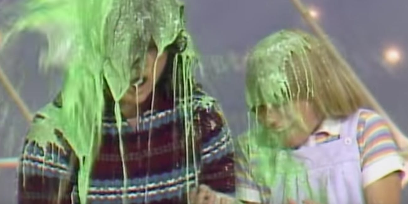 SpaceX Is Sending Nickelodeon Slime Into Space