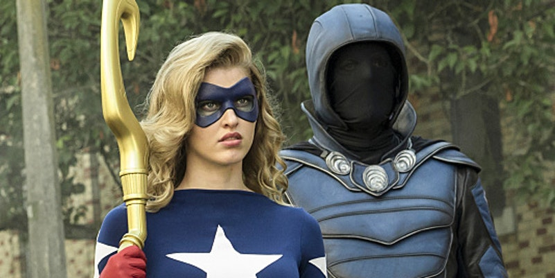 JSA Legends of Tomorrow Stargirl