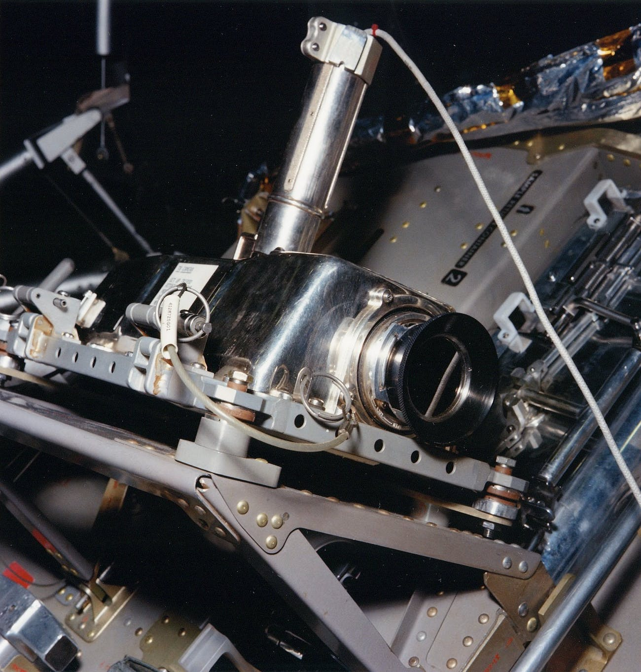 Apollo Lunar Television Camera