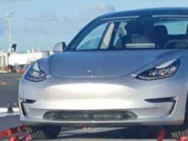 5 Theories Why a Tesla Model 3 just showed up in New Zealand