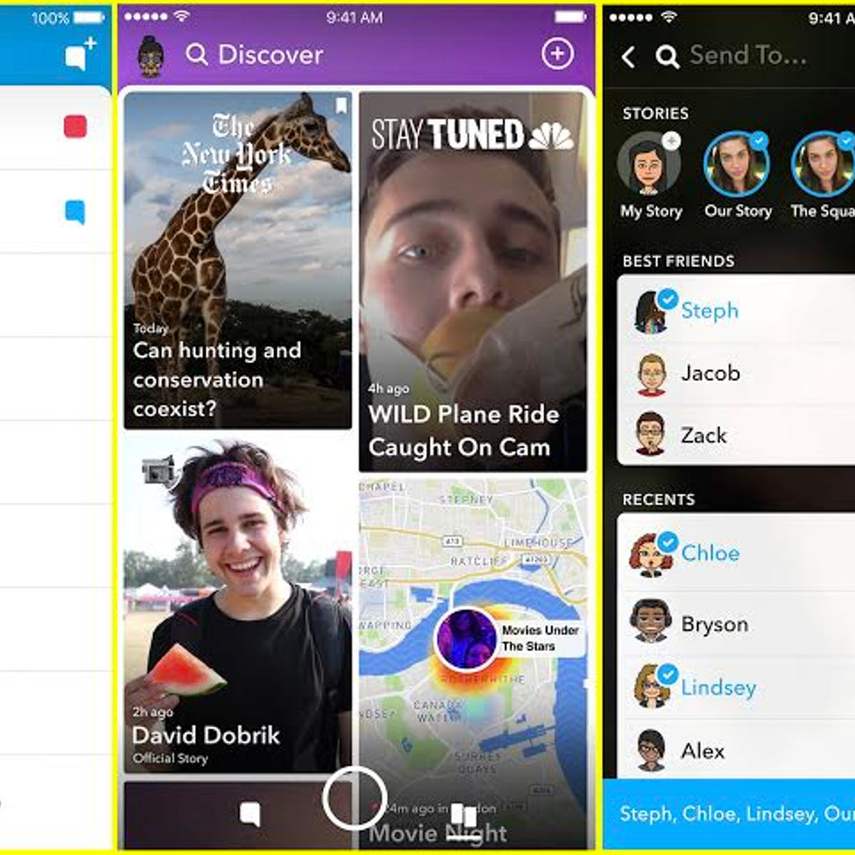 No, You Can't Undo the New Snapchat Update, But Here's a Workaround