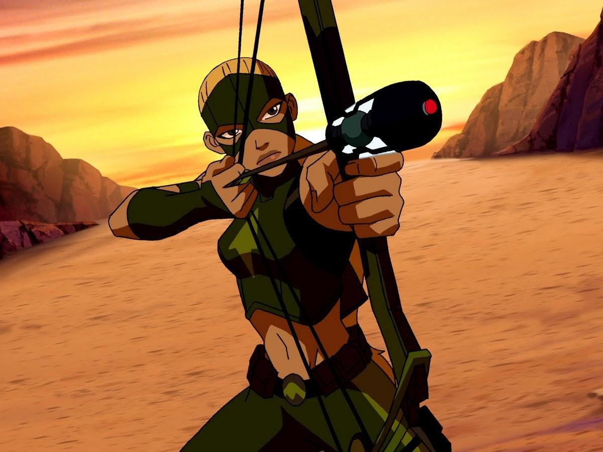 A Primer on 'Arrow's New Protegé, Artemis