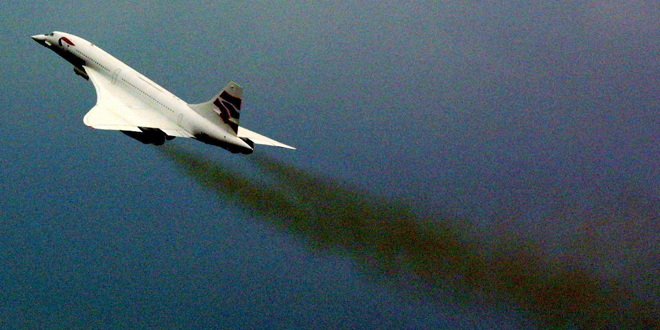 Will Supersonic Planes Ever Make Travel Fast Again
