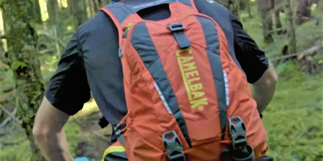 Camelbak Hydration Pack 50 percent off.