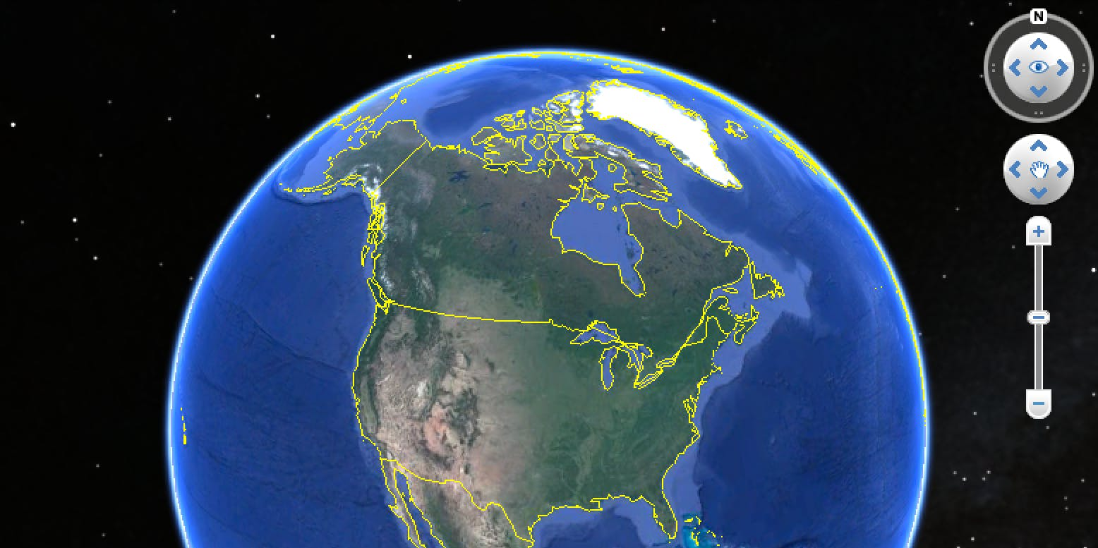 """Google Plans """"Brand New Experience"""" for Google Earth"""