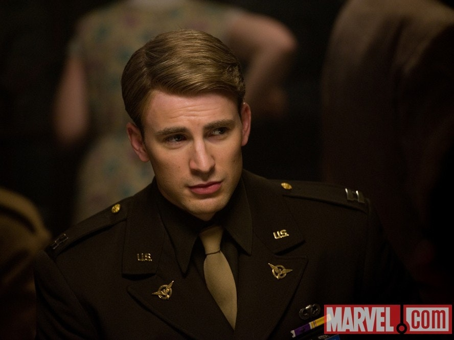 Here's Proof Captain America Would Vote For Hillary Clinton