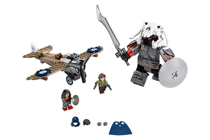 Here's Lego Ares.