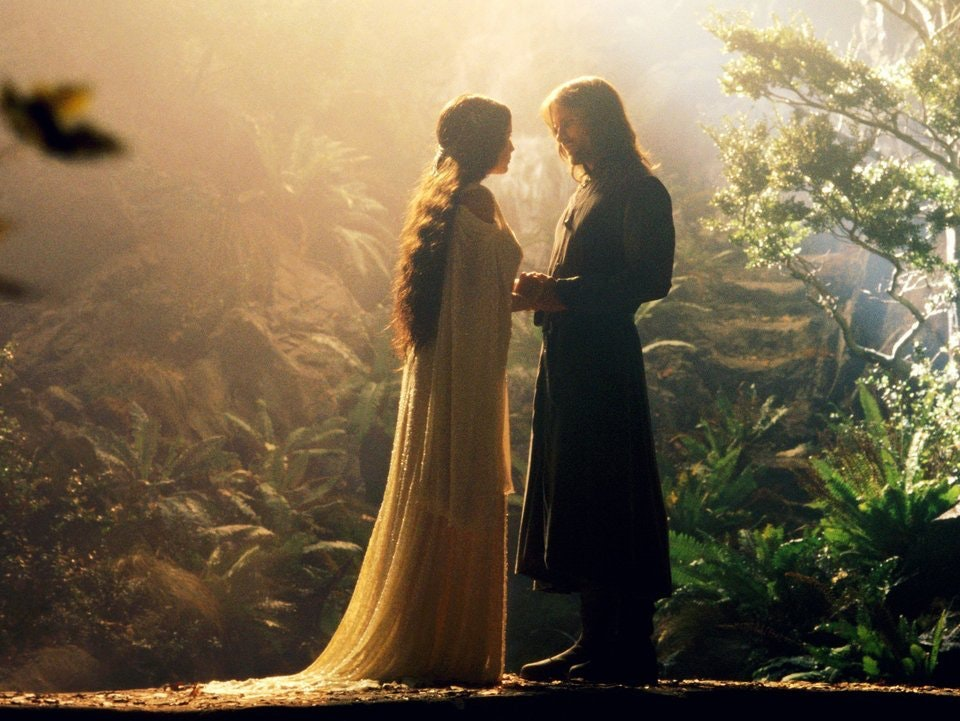 Tolkien's Lost 'Lord of the Rings' Book Finishes Middle Earth's Story
