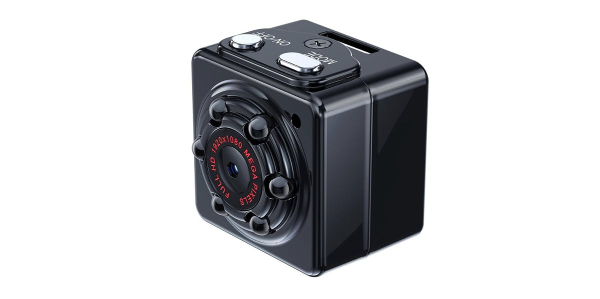 seguro mini spy camera