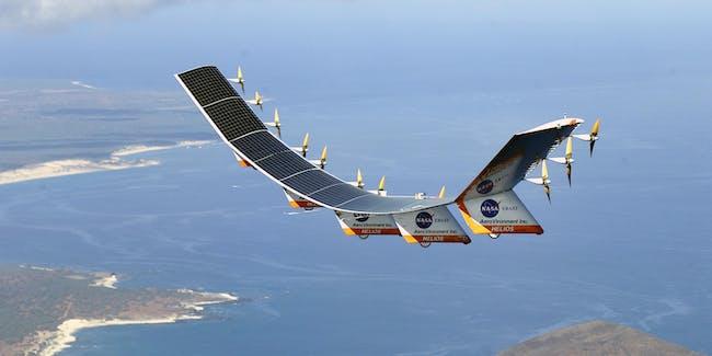 nasa helios drone