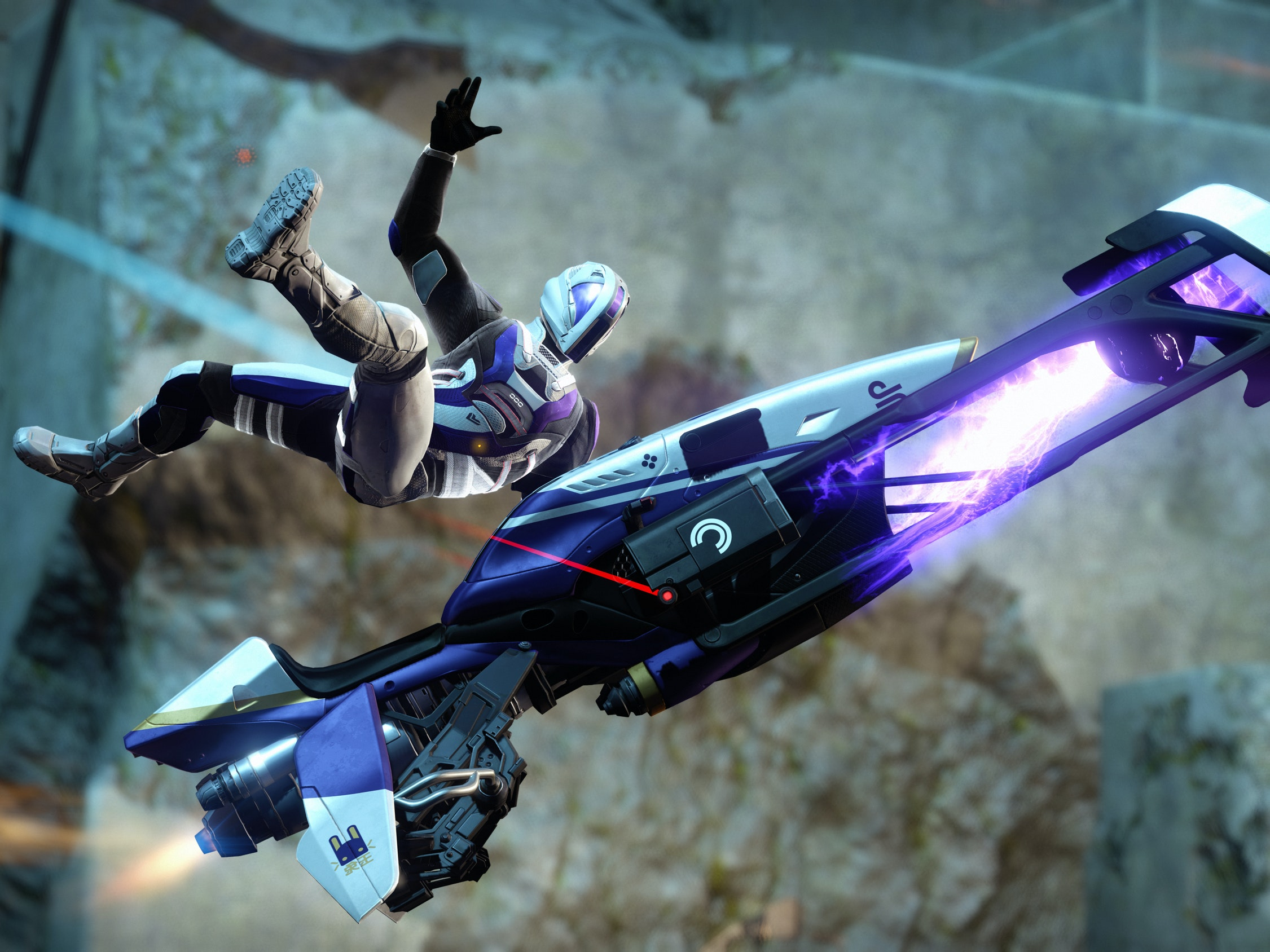 'Destiny' Hosting More Events Like Multiplayer Sparrow Racing, Less DLC Signal the Future of Gaming