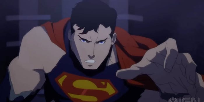 DC Death of Superman