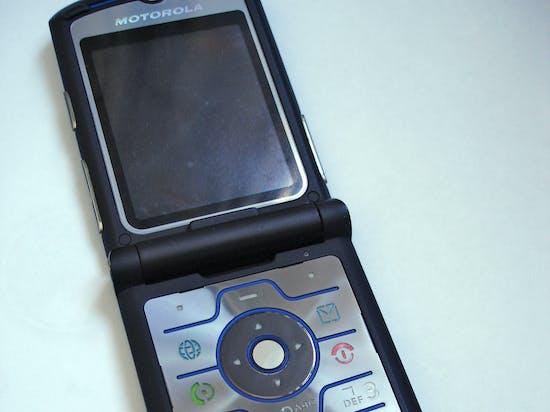 Does Samsung Think Motorola Razr-Like Flip Phones Will Beat The iPhone?