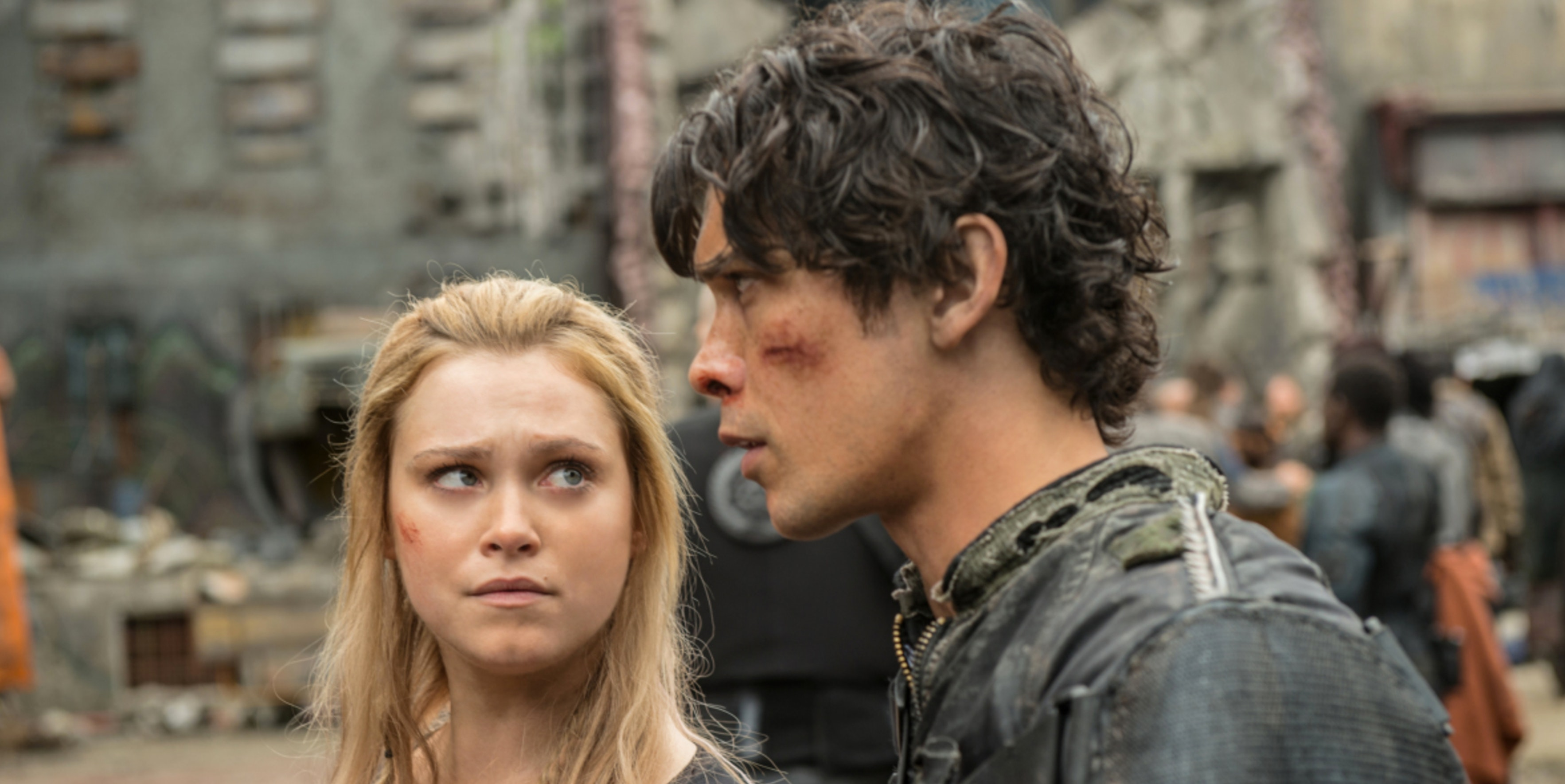 'The 100' is Finally Going to Move Past Ship Wars in Season 4