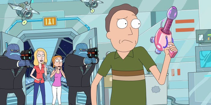 """'Rick and Morty' """"Interdimensional Cable 2: Tempting Fate"""""""