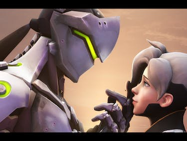 'Overwatch' Datamine Reveals Romantic Talk Between Heroes