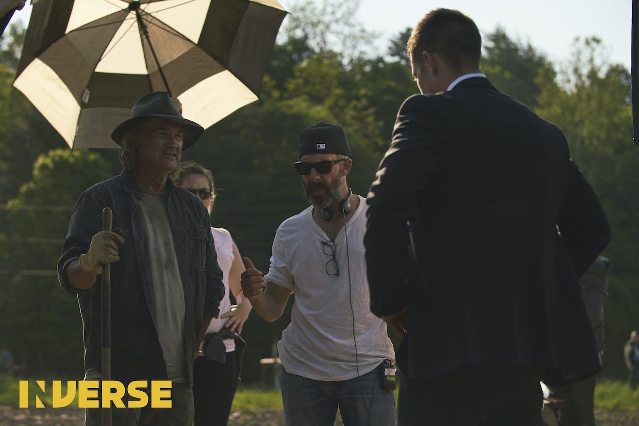 Kurt Russel in 'Crypto'