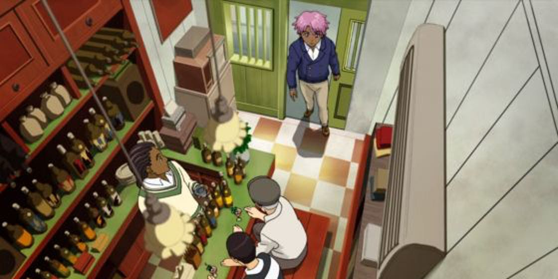 Neo Yokio Pink Christmas.Neo Yokio Pink Christmas Trailer Features A Hilarious