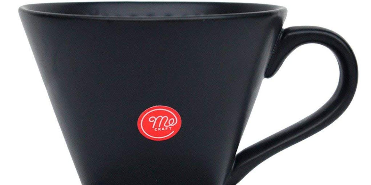 Mecraft -Ceramic Coffee Dripper