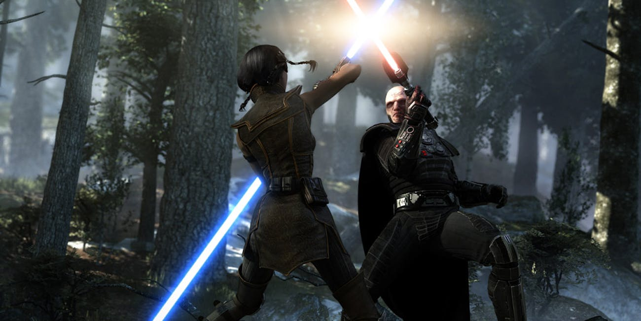 New star wars game of thrones creators could go old republic a still from star wars the old republic fandeluxe Gallery