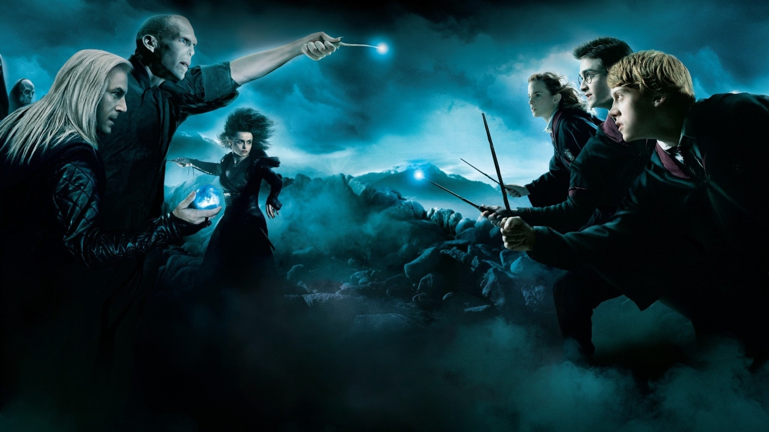 Why the Fantasy Magic of Harry Potter Is Actually Related to Now