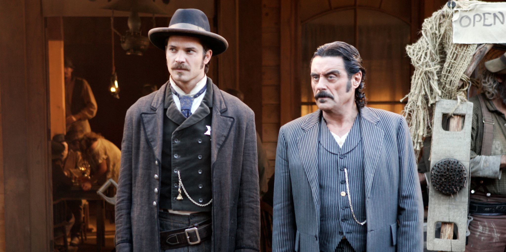 everything we know about the deadwood movie inverse