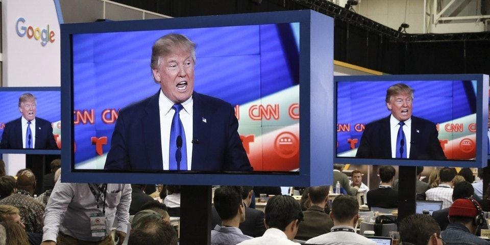 How Will TV Adjust to Trump's America?