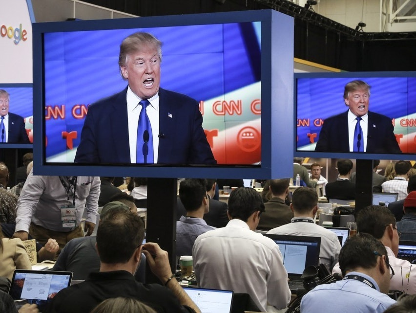 How Will TV Adjust to Trump's America?