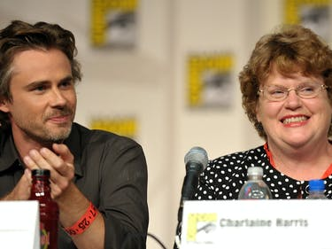 'True Blood' Creator Charlaine Harris on Fan Backlash and 'Midnight, Texas'