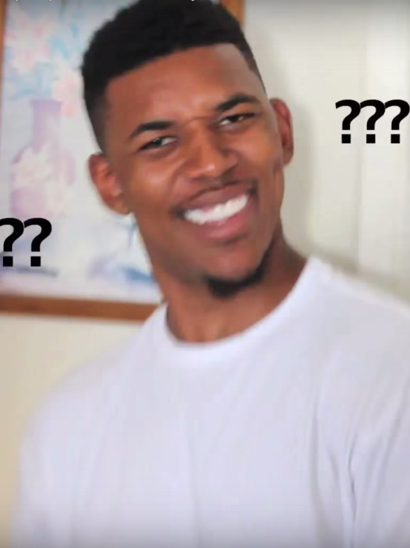 The Confused Nick Young meme. Big on Twitter.