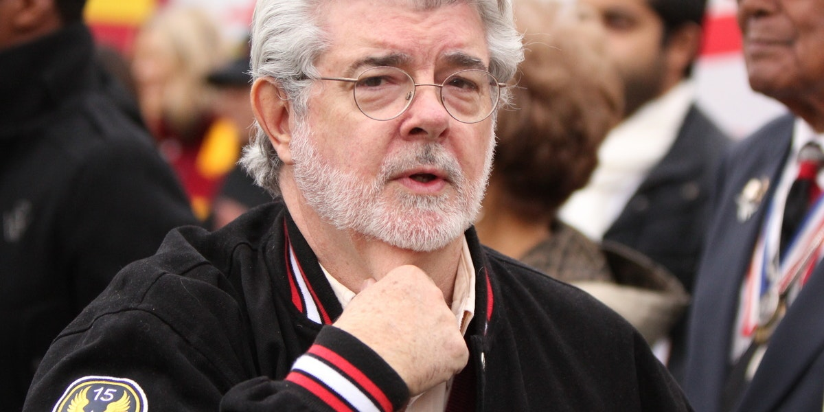 a study of george lucas and his films In straightforward chronological order, the lavish book offers a visual history of  film through a study of the endangered art of the poster, often.