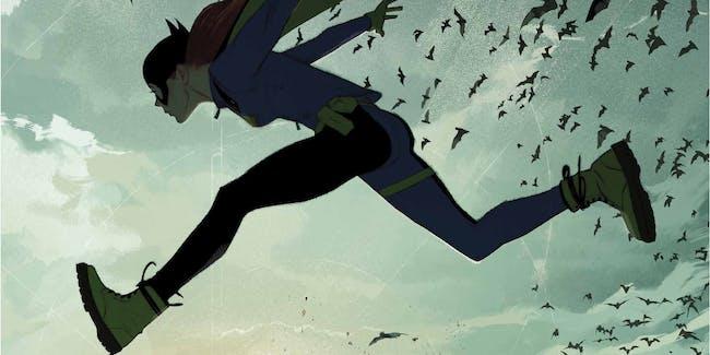 Batgirl Joshua Middleton