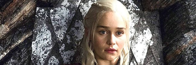 Emilia Clarke confirms Daenerys Targaryen will return for 'Game of Thrones' Season 7