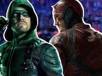 Daredevil Season 3 Arrow Season 7