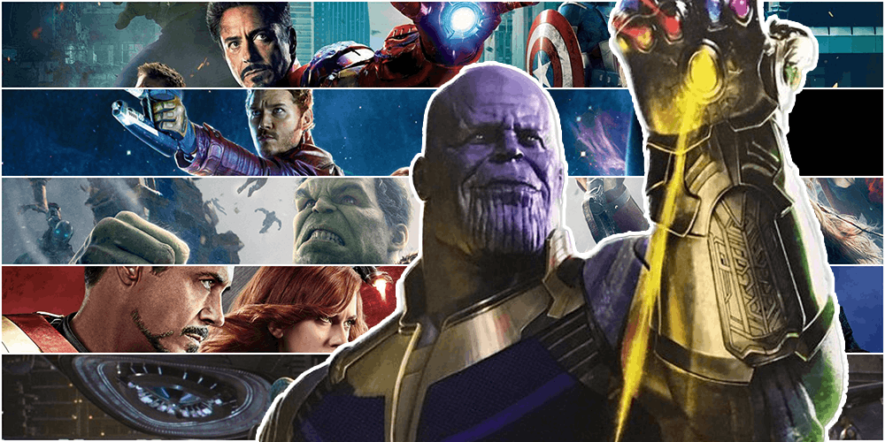 Avengers Infinity War Movie Guide