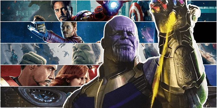 Avengers Infinity War Movie Guide