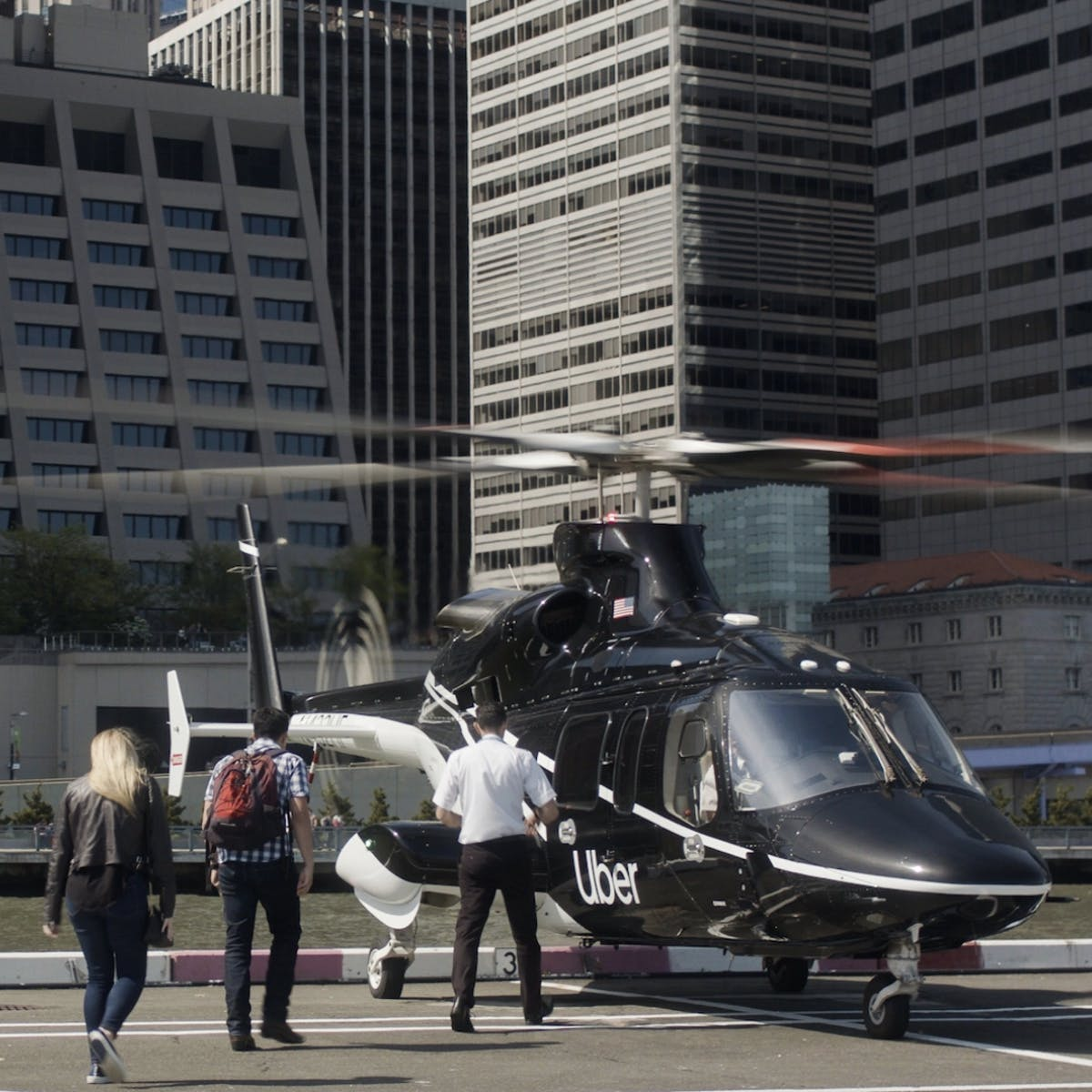 Uber Copter will be a disaster for the environment