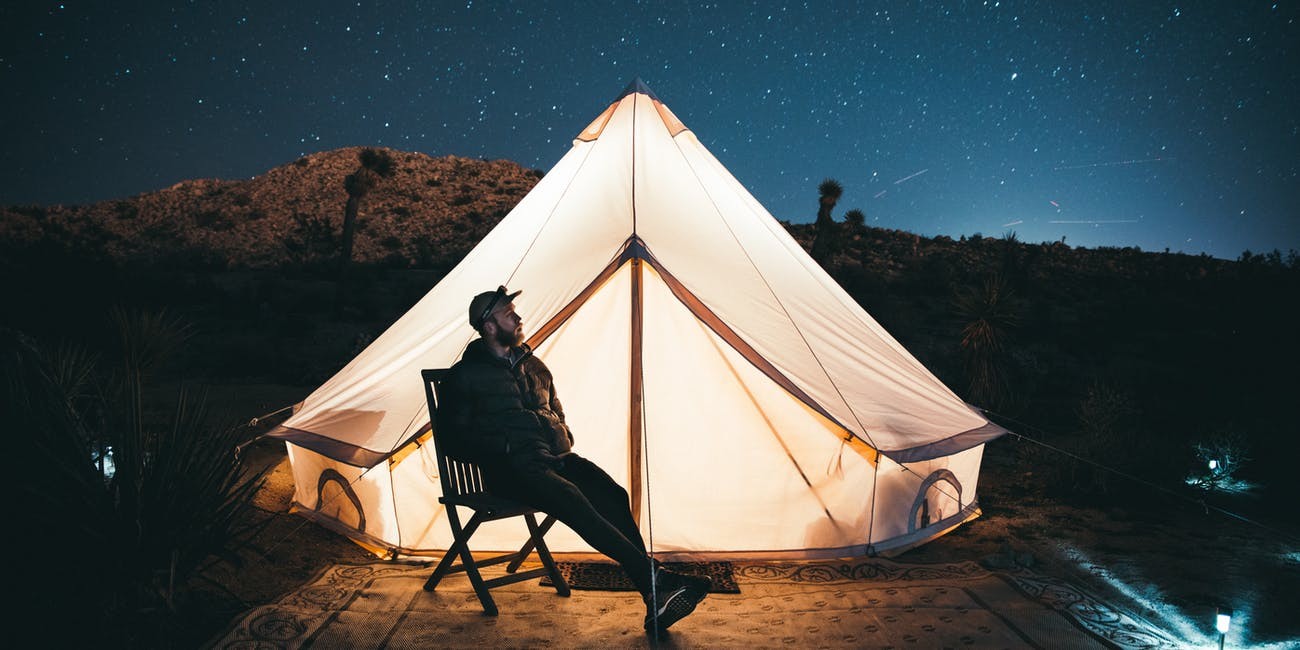 Stay Cool While Camping: This Invention Upgrades Your Outdoor Experience