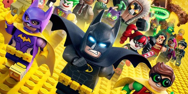 If poster placement is to be believed, Harley will play a medium-sized role in 'The Lego Batman Movie'.