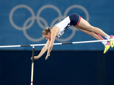 Weaker Gravity Changes Pole Vaulting Challenges Based on Location